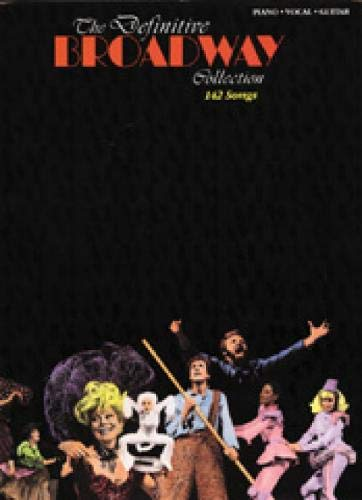 Definitive Broadway Collection: 142 Songs (Definitive Collections) 142 Tv