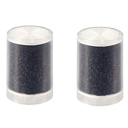 Somatherm 104053 Nachfüllpack für Filter unter Wasserhahn, Grau