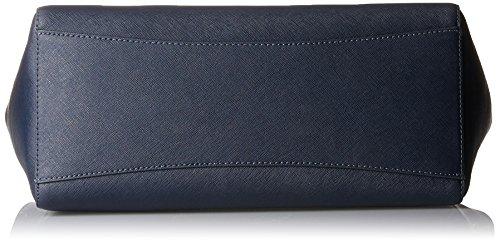 Michael Kors Walsh, Borsa Tote Donna, 45.7 x 29.9 x 15.2 cm (W x H x L) Blu (Admiral)