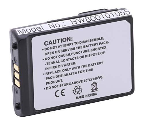 vhbw Schnurlos Telefon Akku 3,7V 800mAh für Alcatel Mobile 300 DECT Mobile 400 DECT 300DECT 400DECT ersetzt 3BN66305AAAA000828 3-BN-66305-AAAA-000828.
