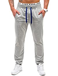 BOLF - Pantalons de sport – Jogging pantalons – STEGOL AK43 – Homme