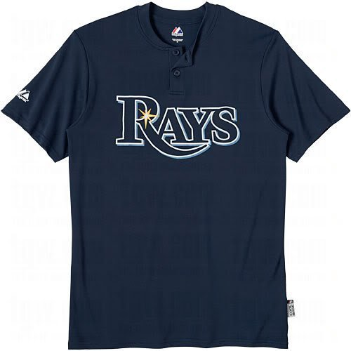 tampa-bay-rays-youth-small-cool-base-moisture-management-two-button-mlb-officially-licensed-majestic