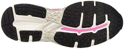 Asics Gel-Kayano 23 Gs, Scarpe da Corsa Unisex – Bambini Multicolore (Hot Pink/Black/White)