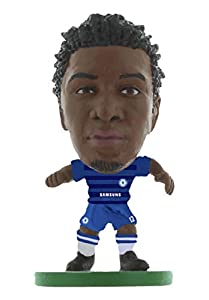 Soccerstarz - Figura con Cabeza móvil (Creative Toys Company 75607)