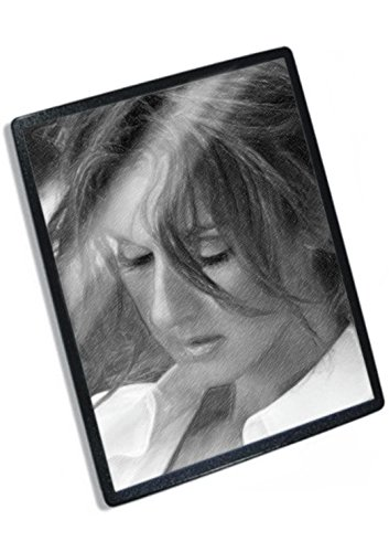 celine-dion-original-art-mouse-mat-signed-by-the-artist-js002