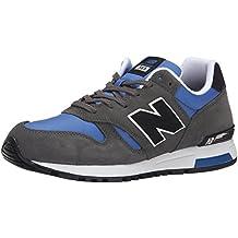 NEW BALANCE 565 Sneaker 42 grau