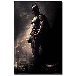 (22 x 34) de Batman The Dark Knight Póster permanente
