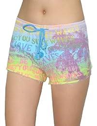 OP Ocean Pacific Damen Leichtathletik / Sommer Lässige Shorts