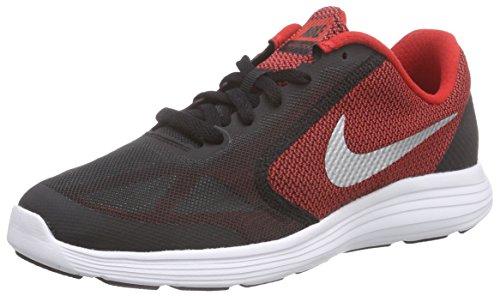 Nike Revolution 3, Running Garçon, Mehrfarbig