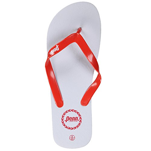 Penn-Tongs Blanc - Blanc/rouge