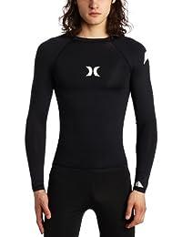 Hurley One & Only T-shirt à manches longues en Lycra pour homme