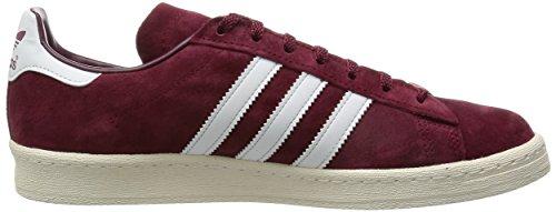 adidas Campus 80s Japan Pack VNTG Herren Sneaker Rot / Weiß