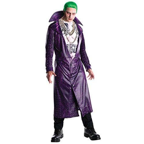 Deluxe Joker Kostüm für Herren - Suicide (Joker Kostüm)