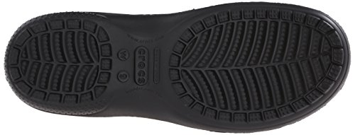 Crocs Freesail Animal W, Sabots - Femme Noir (Black)