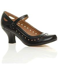 6068338621518 Amazon.es  Lana - Zapatos de tacón   Zapatos para mujer  Zapatos y ...