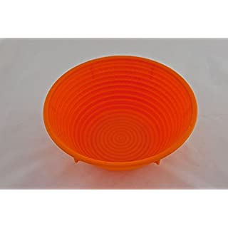 Brotform rund Kunststoff in verschiedenen Größen, Inhalt/Durchmesser:1000 g Ø 21.5 cm