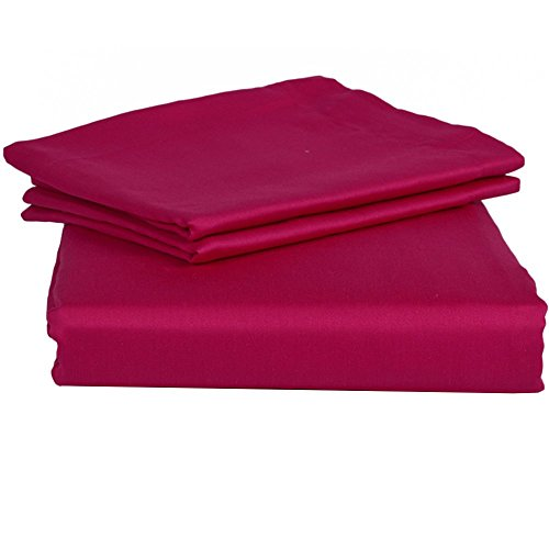 500tc-100-cotone-egiziano-finitura-elegante-lenzuolo-3-pezzi-cotone-hot-pink-solid-eu-king-ikea
