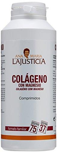 Ana Maria La Justicia - Colágeno con Magnesio - 450 Comprimidos