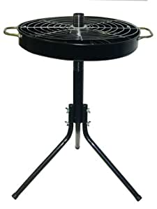 Marsh Allen 18422 18inch TwistNGrill Charcoal Grill