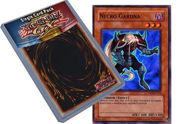 Yu-Gi-Oh : TAEV EN012 Unlimited-Ed Necro Gardna Super carte Rare (Tactical Evolution Yu Gi Oh Jeu de cartes simples)