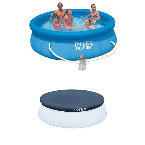 Intex Easy Set Aufstell pool blau Ø305x76cm, 3,853Ltr, 28122GN