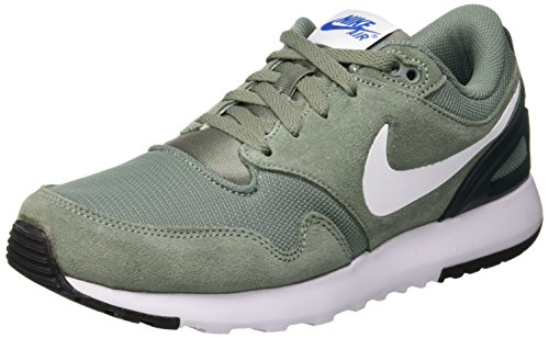 reputable site cf124 1f29e Nike Air Vibenna, Zapatillas de Gimnasia para Hombre, Negro (Clay  GreenWhite