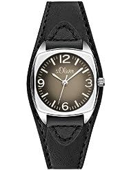 s.Oliver Damen-Armbanduhr Analog Quarz SO-2836-LQ
