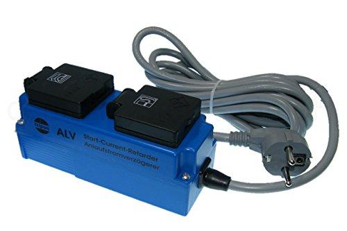 Anlaufautomatik 230V ALV2 mit Netzkabel - Einschaltautomatik Absaugung Master / Slave Staubsauger
