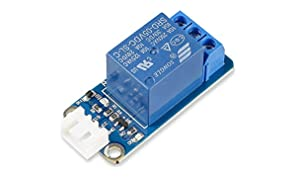 SunFounder Relay Module for Arduino and Raspberry Pi