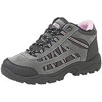 Lico , Scarpe da camminata ed escursionismo uomo, nero (nero/grigio), 40 EU