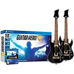 Guitar Hero Live: Double Guitar Bundle (Exclusive to Amazon.co.uk) - PlayStation 4 [Edizione: Regno Unito]