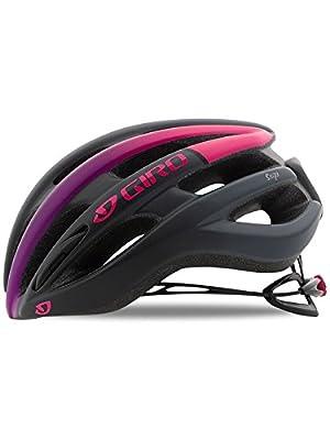 Giro Matt Bright Pink-Black 2017 Saga Womens MTB Helmet by Giro