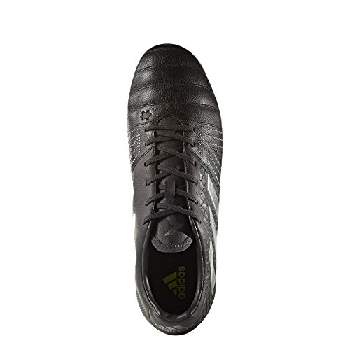 adidas Kakari Elite Sg, Chaussures de Rugby Homme Multicolore (Core Black Night Met. Utility Black F16)