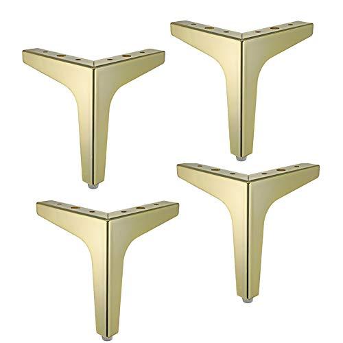 Furniture Feet Metall Mobelfusse X4 Bettfuss Stutzfusse Couchtisch