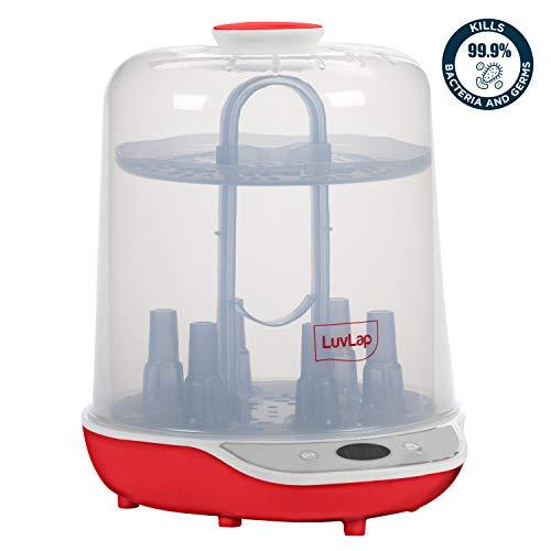 2. LuvLap Delight Electric Steam Sterilizer
