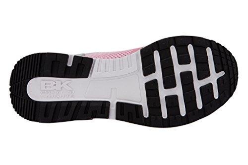 British Knights Impact Damen Sneakers Rose pâle/gris clair