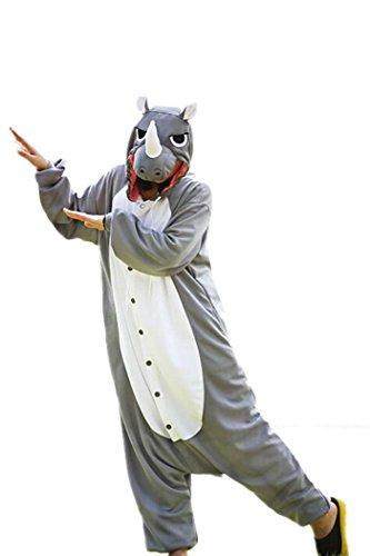 dressfan-Costume-di-Carnevale-soggetto-pigiama-unisex