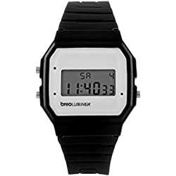 Breo Luminex Sport Retro 1980's Style Colored Watches Mens Womens Unisex Various Colours