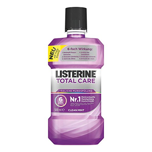 Listerine Total Care, 500 ml