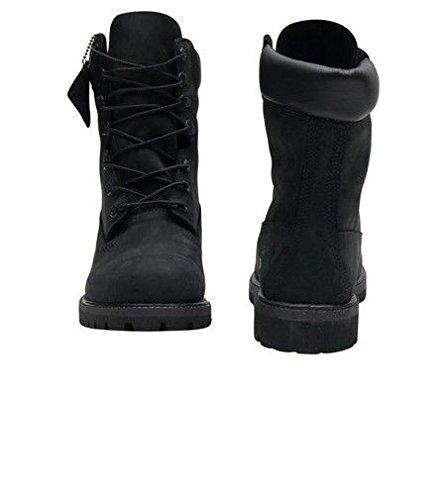 Timberland Mens    Icon 8  Premium Boot  8 5 UK  Black