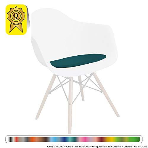 Decopresto 2 x Chaise de Bureau roulettes Hauteur réglable