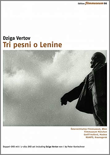 Tri pesni o Lenine, 2 DVDs