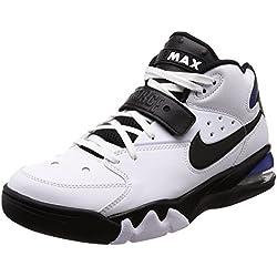 Nike Air Force Max 93 Charles Barkley Chris Webber Retro Basket NBA, Zapatillas Deportivas de Hombre