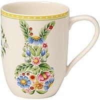 Villeroy & Boch Spring Awakening Taza Conejo, Premium Porcelana, Multicolor