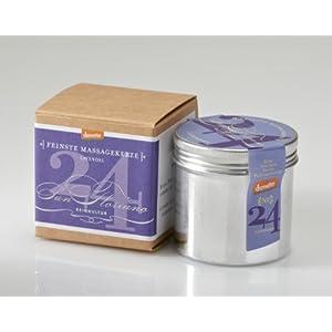 "San Floriano Demeter Massagekerzen Nr. 24 ""Lavendel"", 70ml"