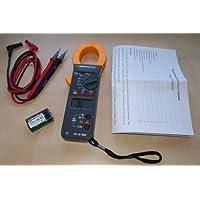 AC dC zangenmultimeter digital clamp mètres vICTOR 6056B 1000A 3 3/4