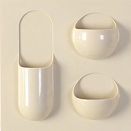 1 Stücke Multifunktions-Speicher-Halter Badezimmer-Küche-Organisator-Saugerart Kleinigkeiten Halter Zahnbürste Rack Badezimmer Regale Khaki2 - Für Rack Gefrierschrank Metall