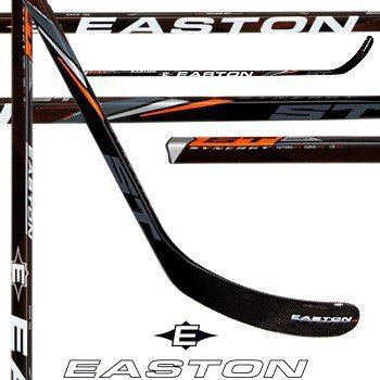 Easton Synergy ST Composite Clear Stick Intermediate - 65 Flex, game page:left;bend:E3 Hall/Sakic
