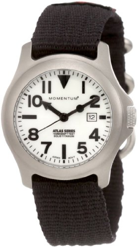 Momentum Damen-Uhren Quarz Analog 1M-SP01W8B