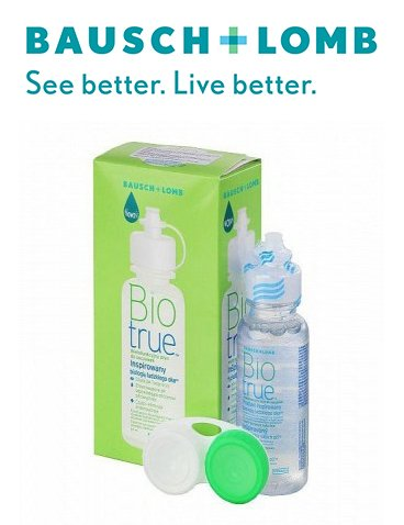 Bausch + Lomb Biotrue Contact Lens Solution 60ml By Visions India